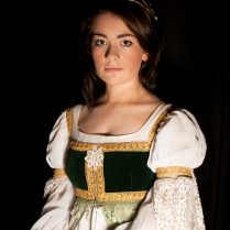 Katherine Parr from Henry VIII The Musical
