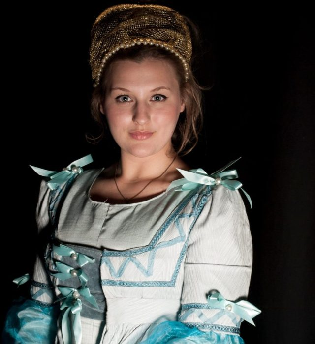 Jane Seymour from Henry VIII The Musical