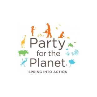 Party for the Planet logo