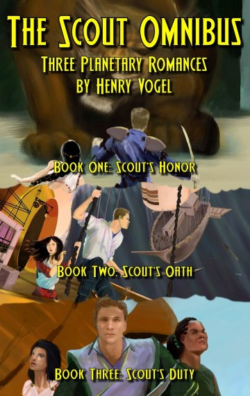 The Scout Omnibus