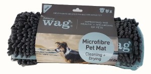 Henry Wag Microfibre Mat