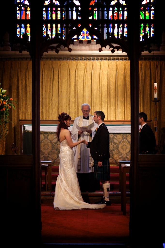 Wedding at Jeremy's Restaurant, Borde Hill