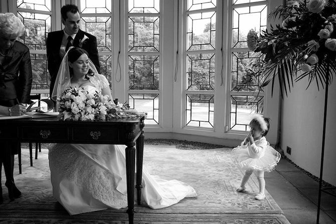 Highcliffe Castle wedding photography