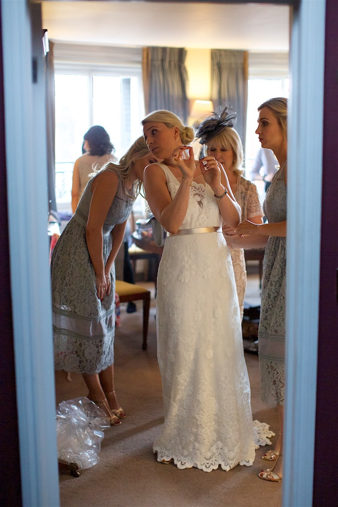 Savile Club Wedding Photography - Emma & Jack 6