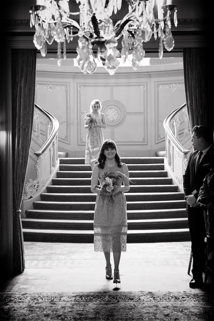 Savile Club Wedding Photography - Emma & Jack 8