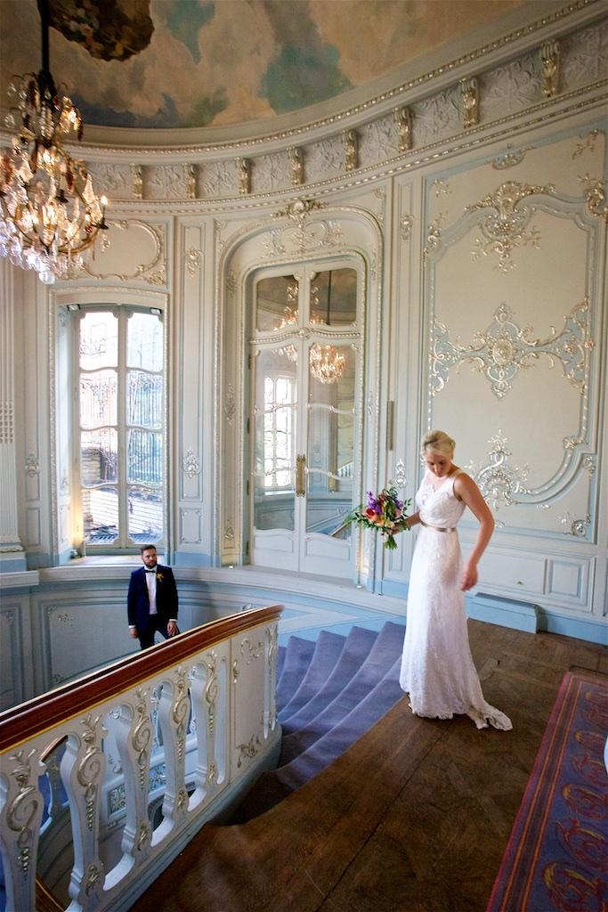 Savile Club Wedding Photography - Emma & Jack 27