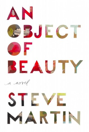 Best book covers : An Object of Beauty