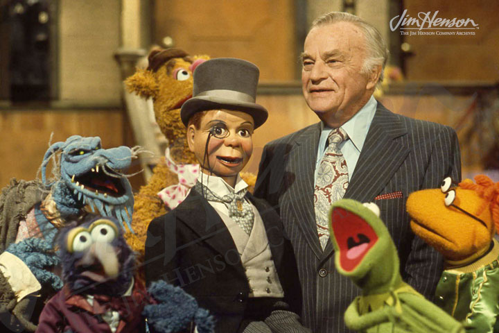 the muppet show, edgar bergen