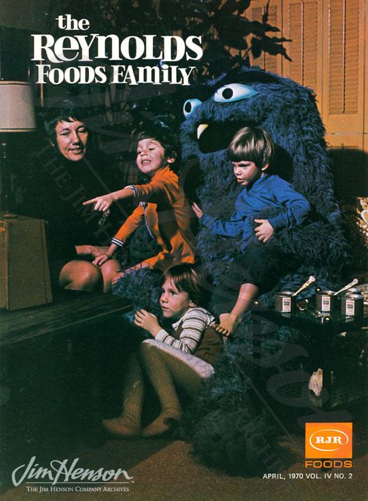 1171968 Record Cindy Music Toronto Jim Hensons