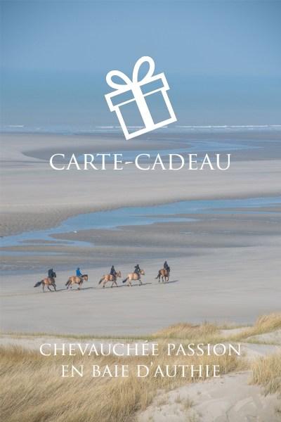 Carte-Cadeau | Chevauchée Passion en Baie d'Authie