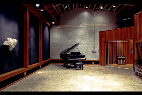 Henson Recording Studios  Studio A Live Room Gallery