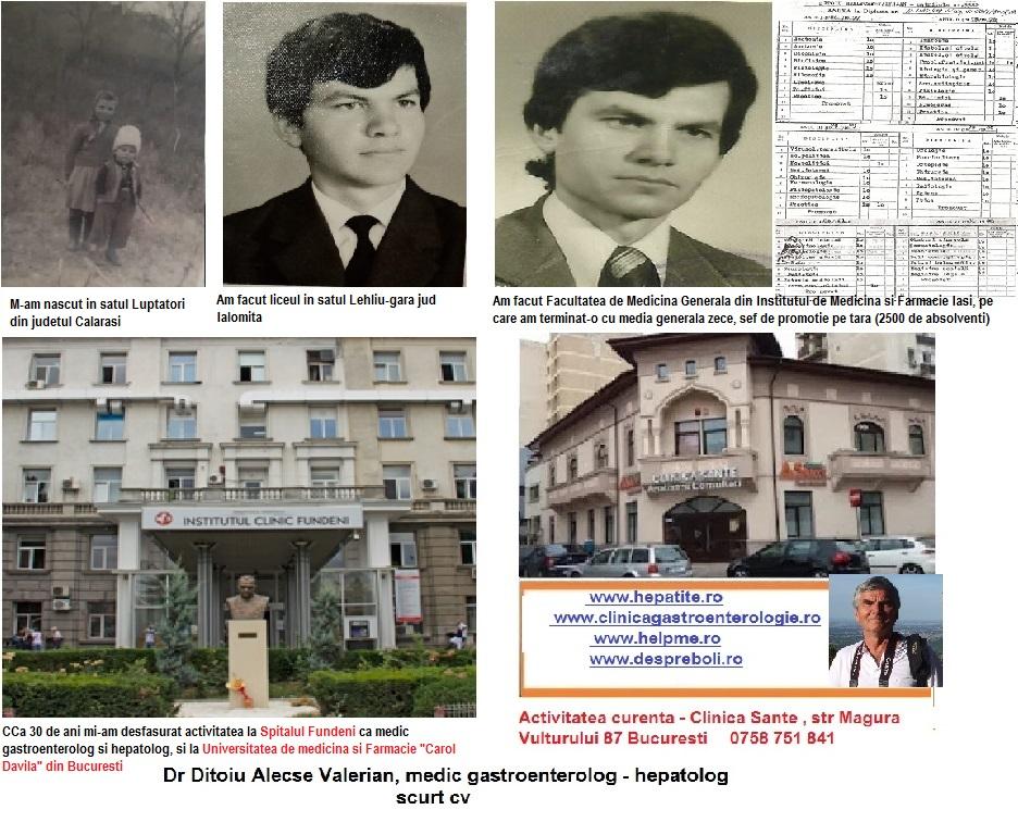 Medic gastroenterolog Bucuresti