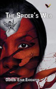 Spider's web - book cover