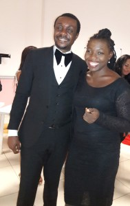 I and Pastor Nat..peek from my awesome weekend!