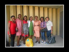 Visit to Correctional Centre Idi-Araba Lagos State