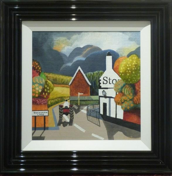 Introducing Artist David Barrow - Hepplestone Fine Art