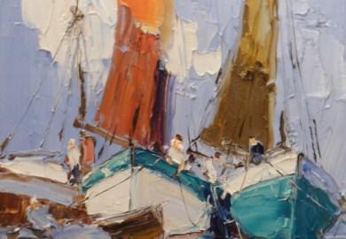 Buy Eric Paulsen Original Art Paintings Landscape Seascape Pictures