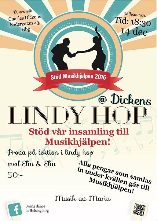 Lindy hop@Dickens – Xmas edition