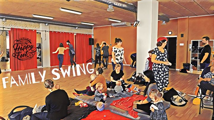 Family Swing + Family Groove with Signe Frydenlund