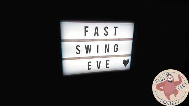 Fast Swing Eve + Free Collegiate Shag Taster