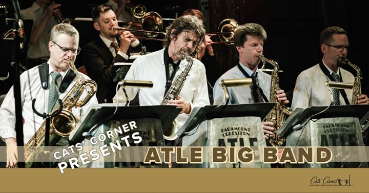Wednesday Night Hop, Atle Big Band live on stage!