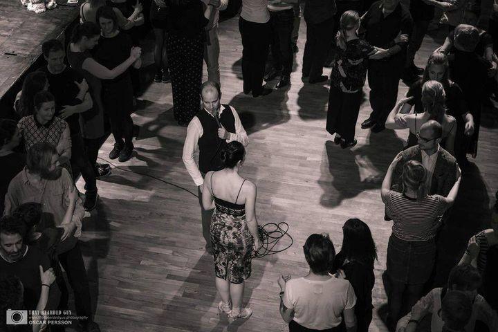 Gratis dansfest Swing Salsa Tango Rumba flamenca