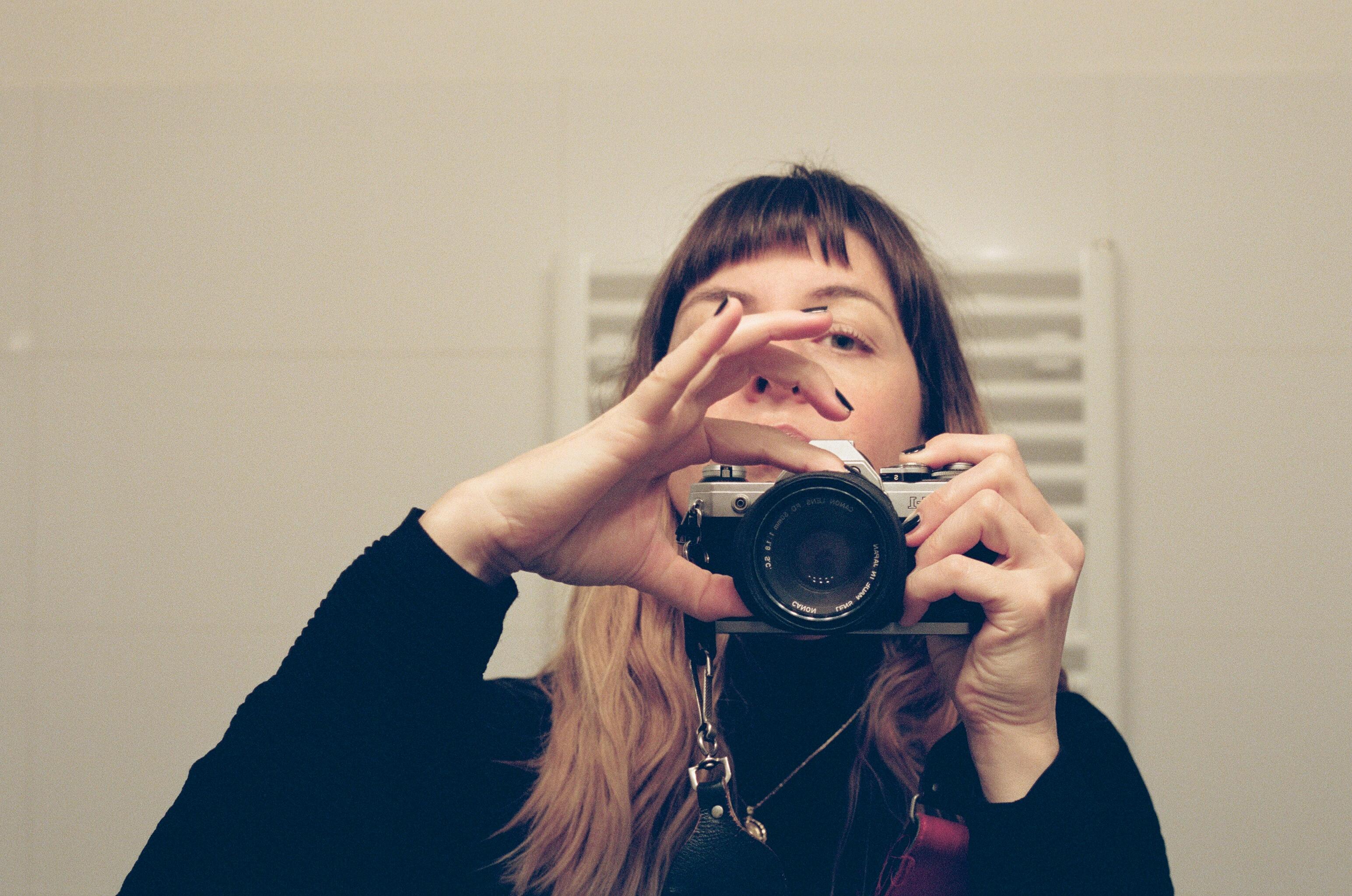 Pamela Russmann Fotografin Wien Frau-Sein Weiblichkeit Interview