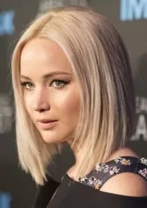 "Jennifer Lawrence attends the world Premiere of the IMAX film ""A Beautiful Planet"" at AMC Lowes Lincoln Square theater on Saturday, April 16, 2016 in New York City. The film features footage of Earth captured by astronauts aboard the International Space Station. Photo Credit: (NASA/Joel Kowsky)"