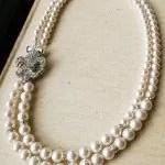 Necklace-Vintage Bridal Accessories