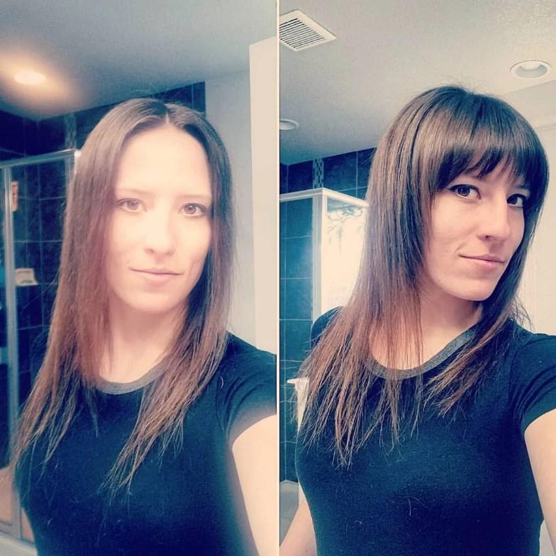 Hair fringe