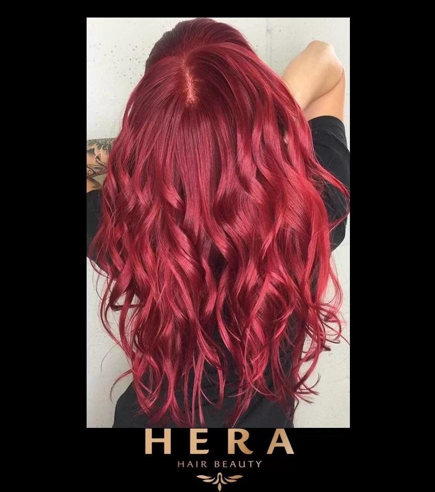 true red hair