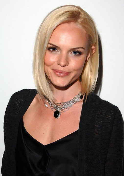 Image result for Kate Bosworth bob