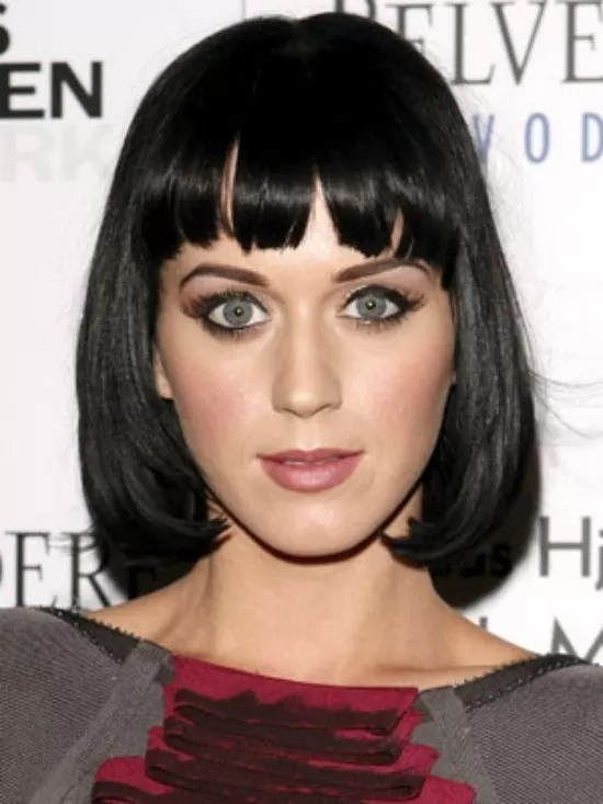 Image result for Katy Perry bob