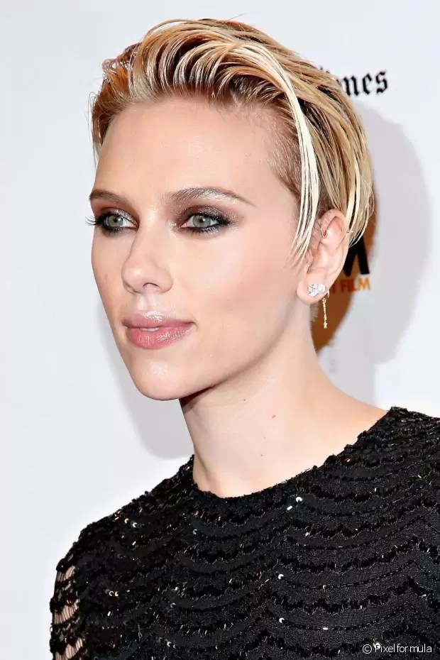 Image result for Short brush-Back Textured Bob Hairstyles