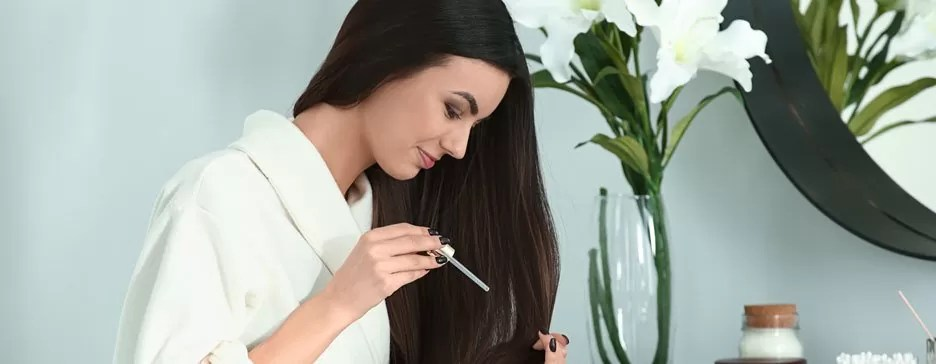 hair care that gives shiny hair