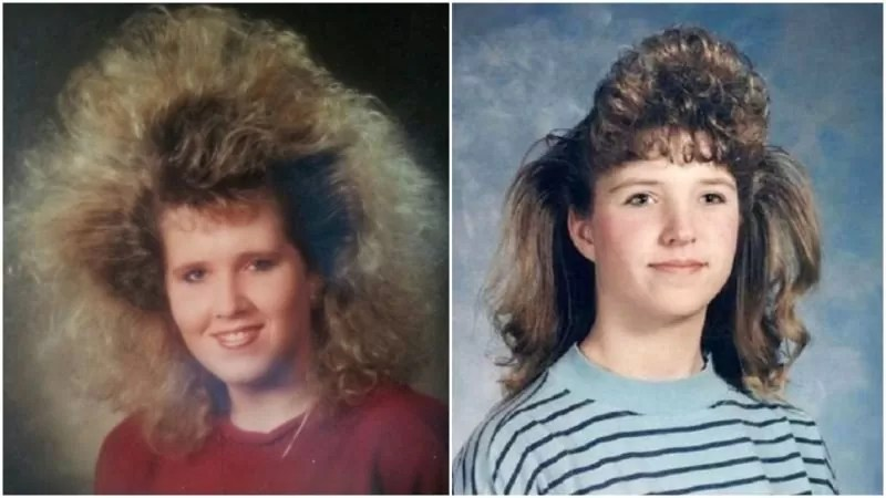When Hairspray Reigned Supreme! Big 80s Hairstyles in all their Decadent Glory