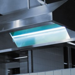 Kitchen Air How To Decorate Cabinets Exhaust Cleaning With Uv In Gastronomy