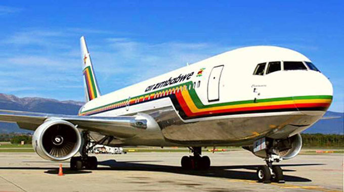 Struggling Air Zim sends workers on unpaid leave