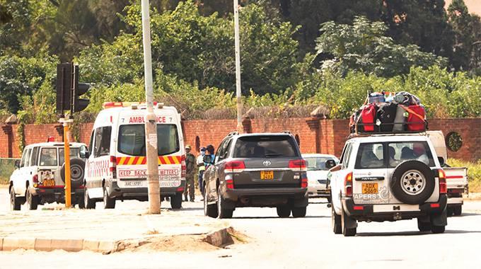 BREAKING: 32 Zimbabweans from UK quarantined