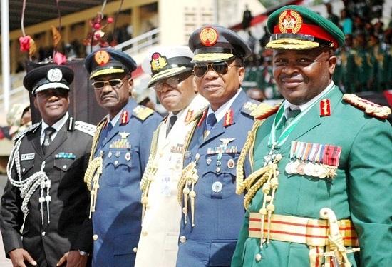 Service-chiefs-Nigeria