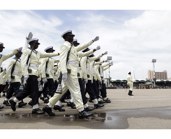 The Nigerian Navy