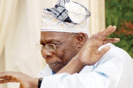 Obasanjo says no