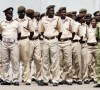 Nigerian Immigration Officers