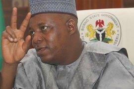 Governor Kashim Shettima of Borno