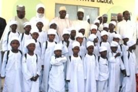 Almajiri School