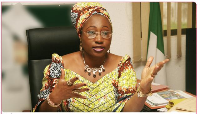 Bisi Fayemi, wife of Ekiti State Governor
