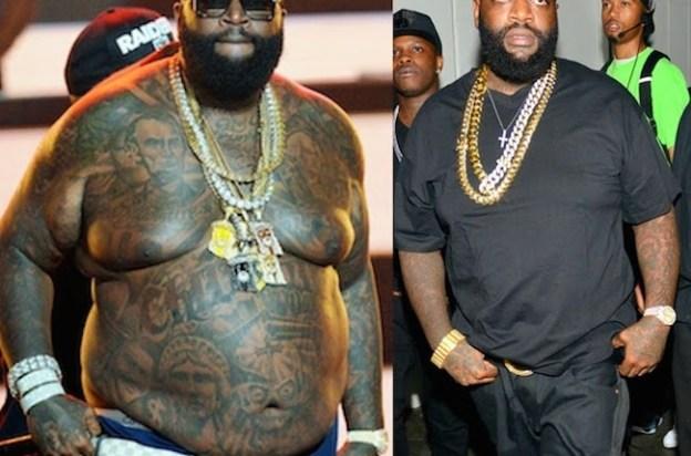 Rick ross pierde in greutate, De numărare de calorii pentru pierderea in greutate platou