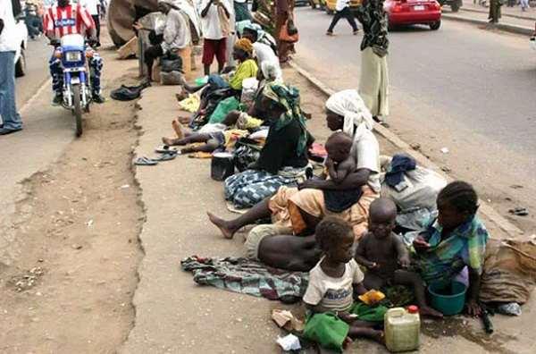Street-Beggars