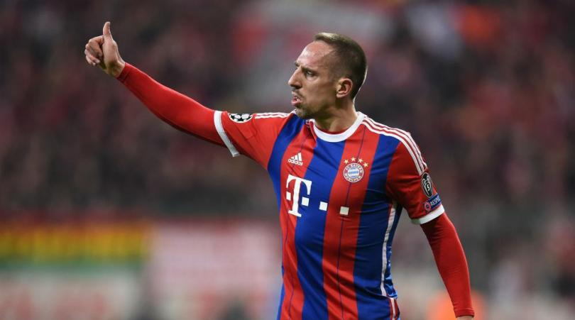 Franck Ribery Takes Huge Step To Full Recovery