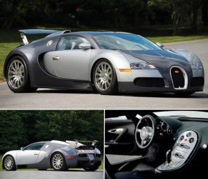 2005 Bugatti Veyron 16-4; top car design rating and specifications